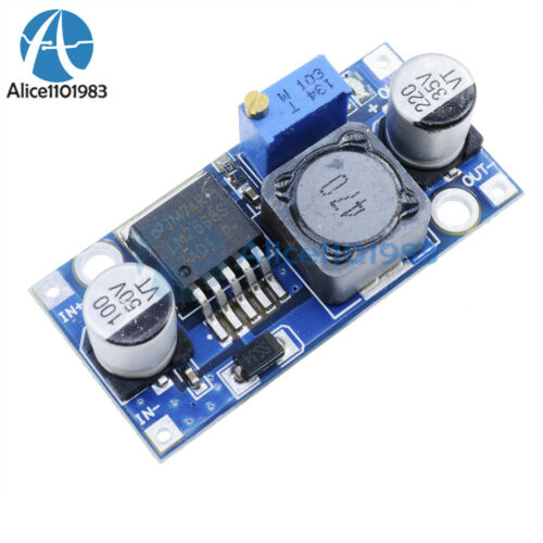 10PCS DC-DC LM2596  power Supply  Buck Converter step-down module