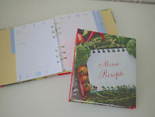 Ringbuch für Rezepte, Rezeptsammlung, Ornder, Hefter MEINE REZEPTE