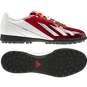 finest selection 01681 e5aa8 Image is loading Adidas-F5-TRX-Tf-Messi-Shoes-Football-Boots-