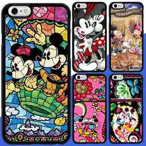iPhone-7-6S-6-plus-Disney-Mickey-Mouse-Bumper-Shockproof-TPU-Bumper-Case-Apple