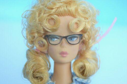 Barbie Glasses Handmade  Handmade Black Color Doll Accessory