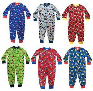 OFFICIAL-Personaje-Infantil-mono-Pijama-1-2-3-4-5-6-7-8-Anos