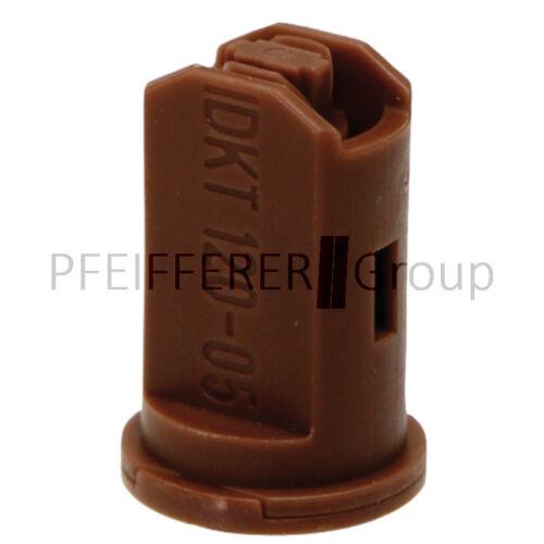 LECHLER Air-Injektor Doppelflachstrahldüsen IDKT V-Nr IDKT120-05