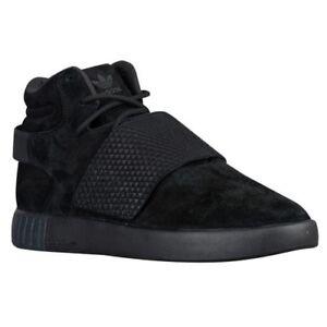 ADIDAS Originals TUBOLARE Invader Cinturino Sneaker Alte Scarpe Scarpe da ginnastica BB1169