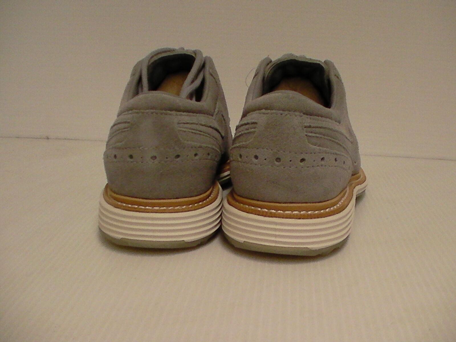 Nike Lunaire Clayton Chaussures de Taille Golf Loup Gris Taille de 8 Us Neuf avec Boîte d95a03