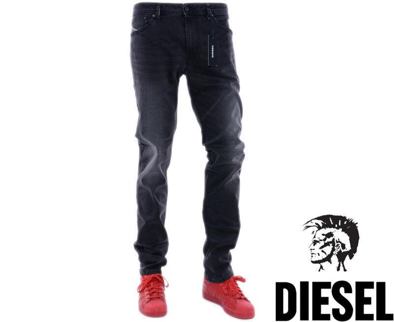 Diesel Shioner RA468 W34 L32 Hombre Denim Jeans Regular Fit  Straight  calidad oficial