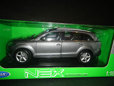 Welly Audi Q7 Dark Grey 1/18