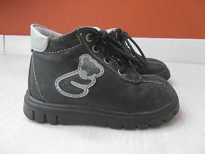 ganz leichte Halbschuhe Schuhe Gr. 21 Jungen Jungs Junge