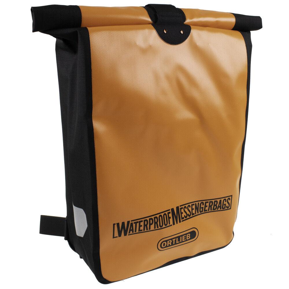 Ortlieb Messenger sac Orange noir