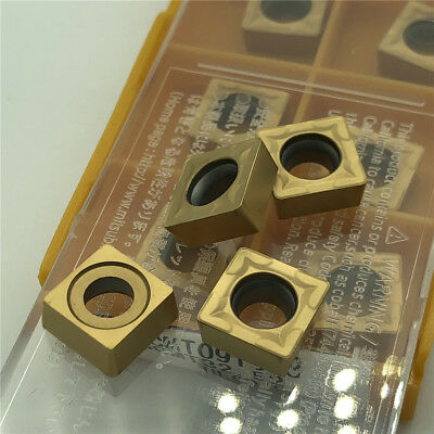 10pcs SCMT09T308 UE6020 SCMT32.52  CNC TOOL carbide inert for steel