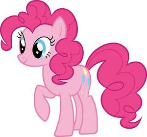 PINKIE PIE My Little Pony Decal Removable WALL STICKER Home Decor