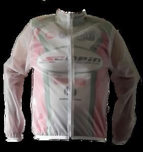 Blucher Sportswear Translucent Jasje --Serieus Water  Wind Proof