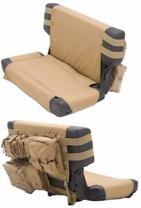 Image Is Loading Smittybilt G E A R MOLLE Rear Seat Cover W 5