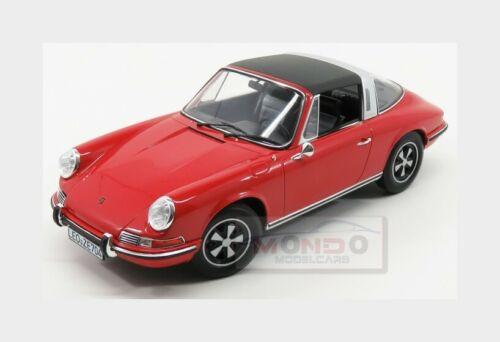 Porsche 901 911T 2.2 Targa 1972 Red NOREV 1:18 NV187634