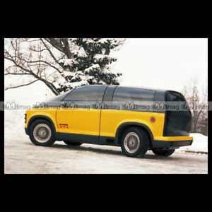 #pha.014089 Photo CHEVROLET BLAZER XT-1 CONCEPT 1987 Car Auto aK7fQpUC-09094002-412653619