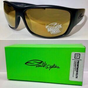 8e3df39a7f9d Image is loading Smith-Optics-Elite-Frontman-Elite -ChromaPop-Tactical-Sunglasses-
