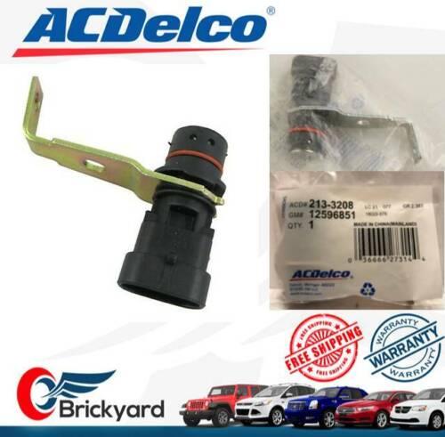 ENGINE CRANKSHAFT POSITION SENSOR ACDELCO GM ORIGINAL EQUIPMEN 213-3208 12596851