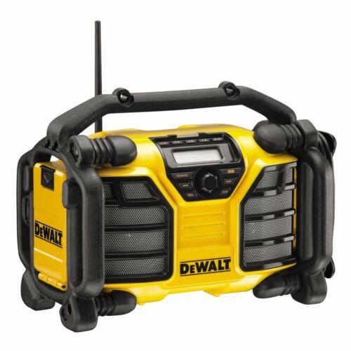 Chargeur 110 V 10.8v-18v Dewalt DCR017-LX XR DAB//FM Radio