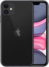 Apple iPhone 11 64GB ITALIA BLACK NERO LTE NUOVO Originale Smartphone iOS