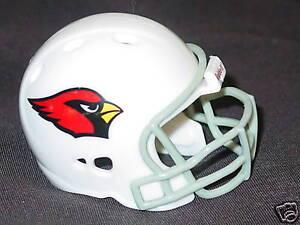 39fc92dd Details about NFL Riddell Pocket Pro Helmet, Arizona Cardinals, New