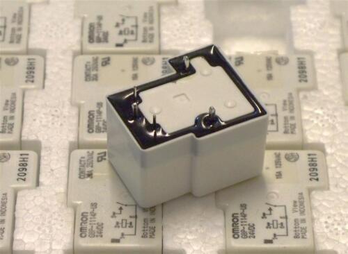 Pack De 50 Omron g8p-1114p-us 24v 24 V 30a relé