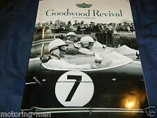GOODWOOD REVIVAL PROGRAM 2003 BARRY SHEENE DEREK BELL BROOKLANDS FORMULA JUNIOR