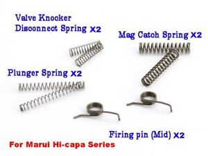 Aip Spare Parts Of Spring For Tokyo Marui 5.1/4.3 Series #aip-51-78 Keyboards, Mice & Pointers