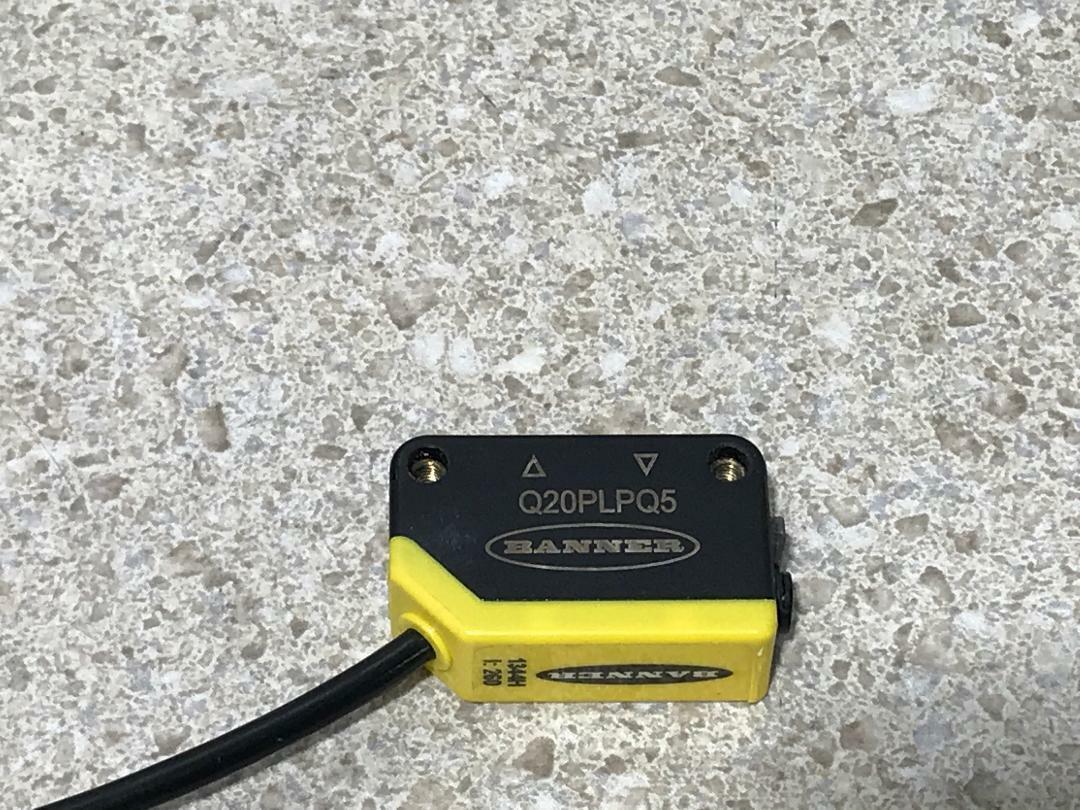 Details about  /Banner Q20PLPQ5 Photoelectric Sensor 78193 NIB