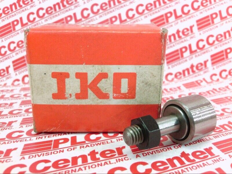 Heavy Duty Cam Follower FACTORY NEW! IKO CR8V Inch