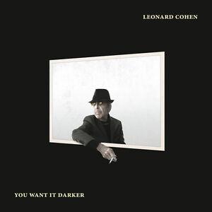 Leonard-Cohen-You-Want-It-Darker-New-Vinyl-LP-180-Gram-Download-I