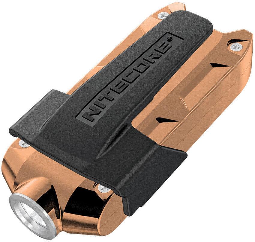 Nitecore TIP Keychain Light Copper TIP CU
