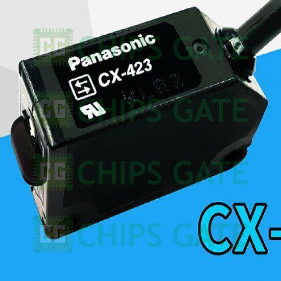 1PCS New Panasonic PLC SUNX Photoelectric Sensor CX-423 Fast Ship