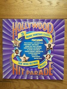 Various-Hollywood-Hit-Parade-RCA-ZL-70136-Vinyl-LP-Album-Compilation