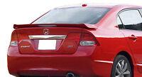 Spoiler For A Honda Civic 4-door Si Factory Spoiler 2006-2011