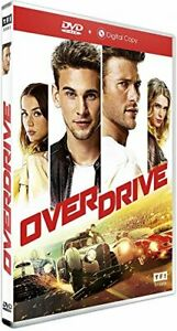 Overdrive-DVD-Copie-digitale-DVD-NEUF