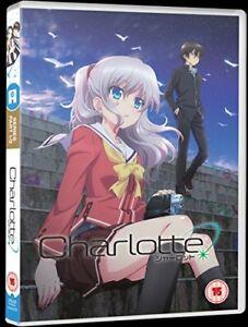 CHARLOTTE-PART-1-DVD-Region-2
