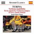 Turina: Piano Music, Vol. 11 - Verbena madrile€a (CD, Aug-2015, Naxos (Distributor))