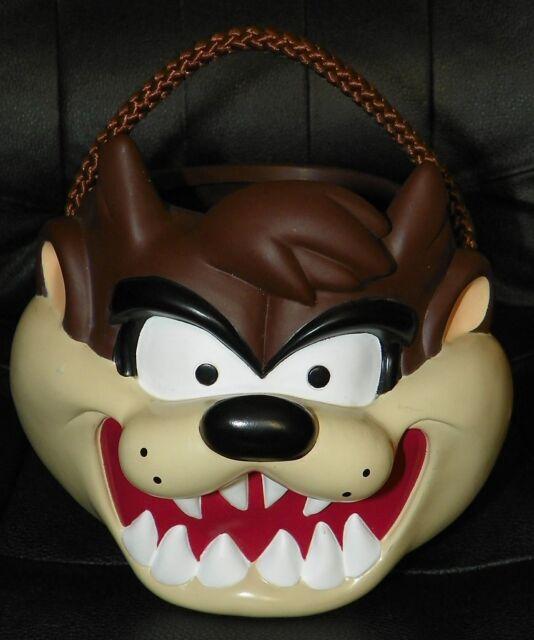Vintage 1997 Applause Looney Tunes Taz Tasmanian Devil Vinyl Key Chain New