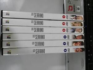 LOS-SERRANO-TEMPORADA-1-PRIMERA-COMPLETA-6-DVD-13-CAPITULOS-FRAN-PEREA-UNICA