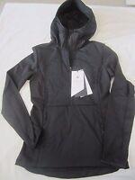 Lululemon Women Run For Cold Pullover Jacket Black Size 6