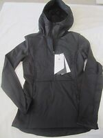 Lululemon Women Run For Cold Pullover Jacket Black Size 6