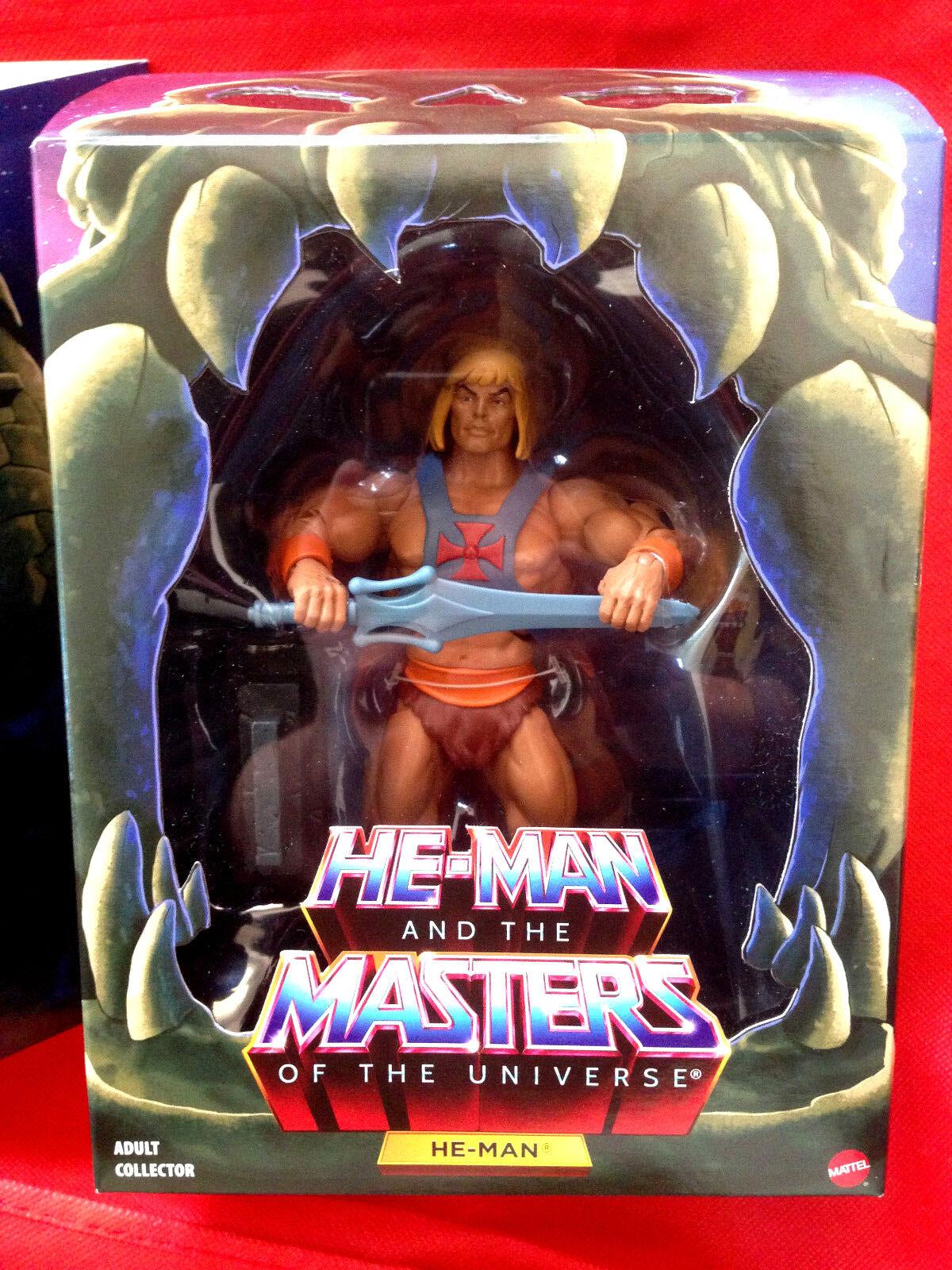 HE-MAN 2.0 FILMATION Club grauskull figure MOTU MATTEL New Sealed