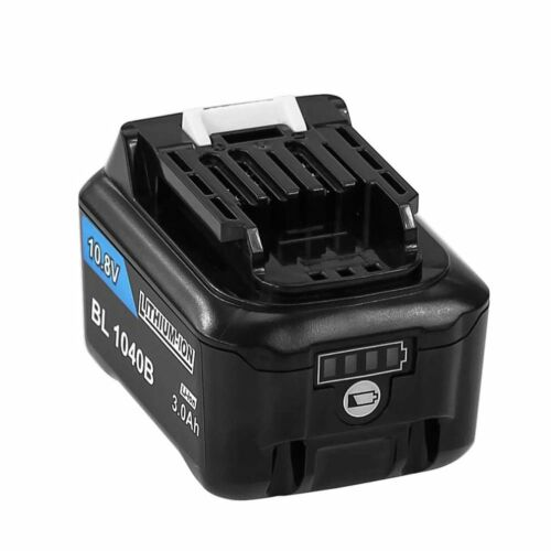 Portable Replacement Battery 10.8V Ion Battery For Makita BL1040B SE