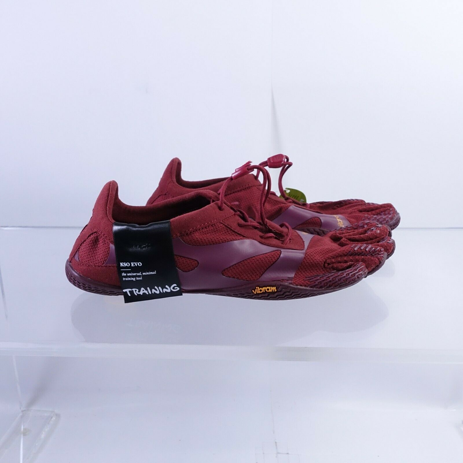Taille 8.5-9 Femme Vibram Fivefingers Kso Evo Chaussures De Randonnée 19W0702 Bourgogne