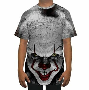 NEW-Beloved-Shirts-PENNYWISE-IT-TEE-SHIRT-SMALL-3XLARGE-CUSTOM-MADE-TO-ORDER