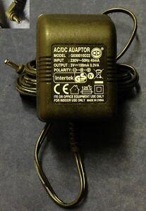 Originales-Ladegeraet-Intertek-G030010D22-3V-0-1A-3-6mm-1-3mm