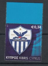 Cipro / Cyprus 2011 Centenario associazione sportiva Anorthosis 1220 MNH