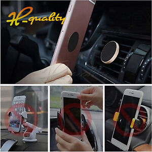 Universal Magnetic Vehicle Car Air Vent Holder Mount Stand For Cell Phone GPS