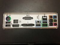 •✿•same Day Shipping 3pm•✿•new•✿•asus Io Shield Backplate For P8h61-m Evo