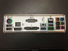 *•✿•*SAME DAY SHIPPING 3PM*•✿•*NEW*•✿•*ASUS IO SHIELD BACKPLATE FOR P8Z68-V LX